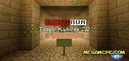 Карта DeathRun: Temple Madness 2.0 (Мини-игра)