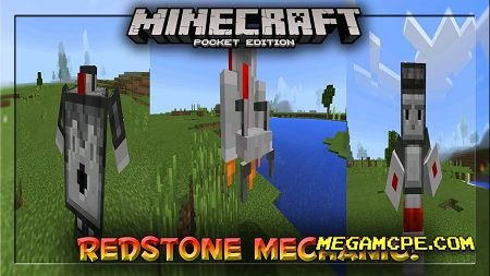 Мод Redstone Mechanic 1.6+