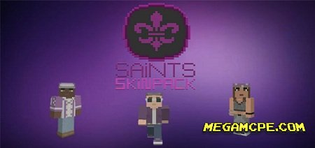 Скин пак Saints Row