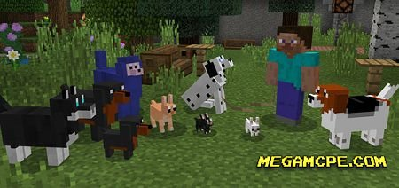 Мод More Dogs 1.6